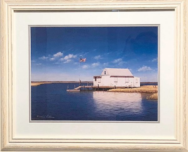 Daniel Pollera Bay House Print