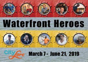 Waterfront Heroes Exhibit