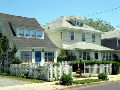 Photo: Clinton Avenue bungalow