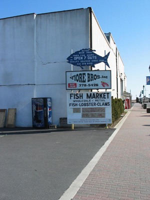Photo: Fiore's Fish Market, Freeport