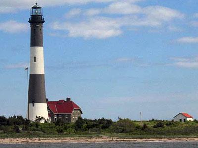 Photo: Fire Island lighthouse