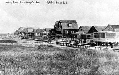 Photo: High Hill Beach houses