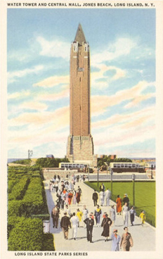 Photo: The Jones Beach Water Tower