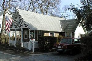 Photo: Merrick chapel