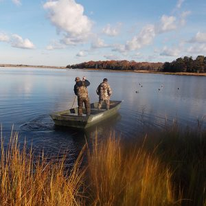 Photo: Duck Hunters