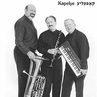 Photo: Pete Sokolow and Kapelye