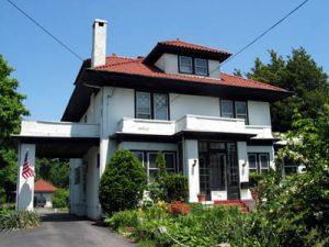 Photo: Bay Shore Spanish Colonial house