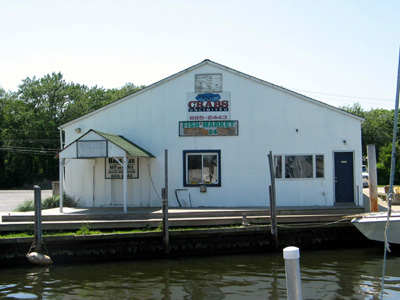Photo: Orowoc crab house, Islip