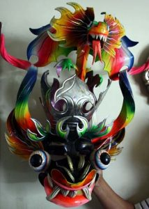 Photo: Apaza Mask