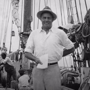Photo: Prohibition Rum Runner Bill McCoy