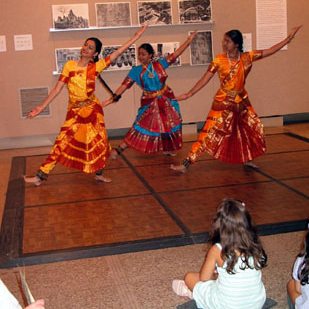 Photo: Young Indian Culture Group